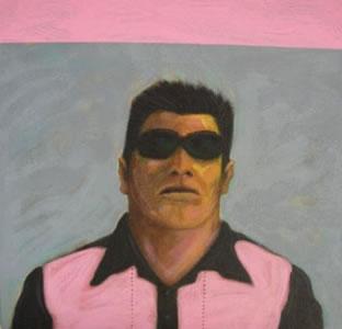 Bato con Pink Shirt