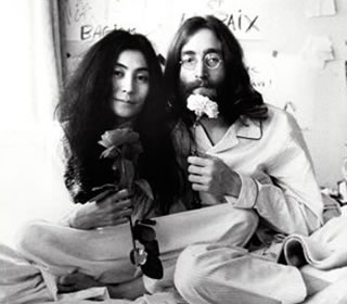 Lennon and Ono
