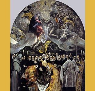 art by El Greco