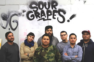 Sour Grapes members