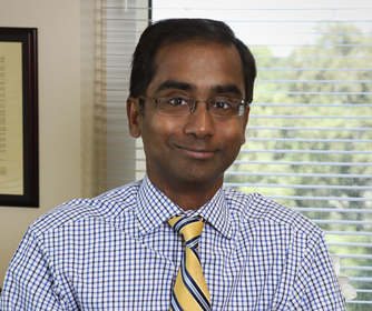 Bernard Arulanandam named interim vice president for research