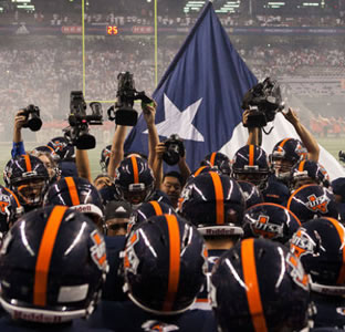 UTSA football team
