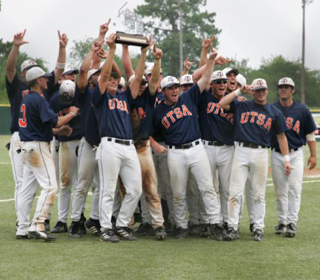 UTSA baseball team
