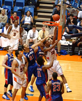 UTSA basketball