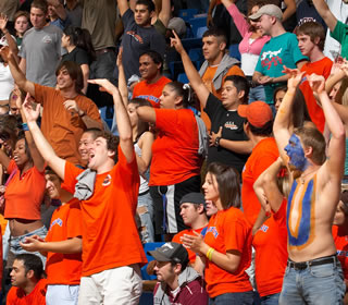UTSA athletics fans
