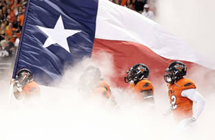 UTSA football players