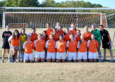UTSA women's club soccer