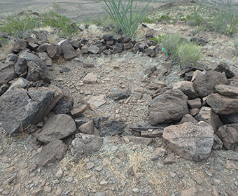Archaeologist Robert Hard will excavate an ancient site in Arizona with funding from the National Geographic Society