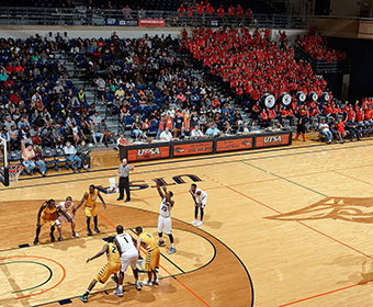 UTSA to offer Faculty February special for home basketball games