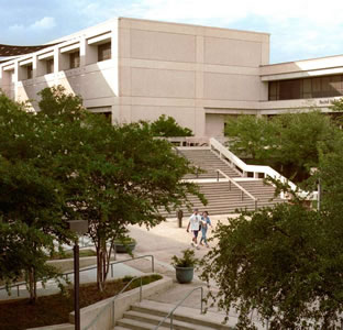 UTSA Arts Building
