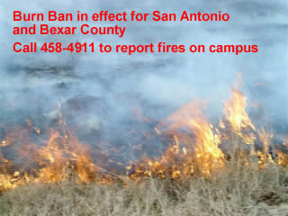 counties with burn bans in effect