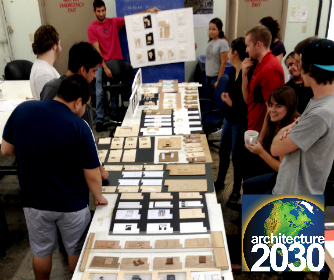 UTSA architecture studio course accepted into 2030 Curriculum Project