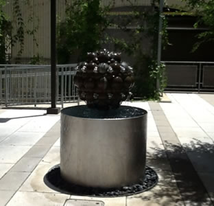 AET fountain
