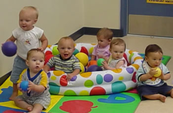 Utsa child development center provides child care