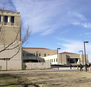 UTSA Recreation and Wellness Center