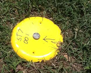 sign marker