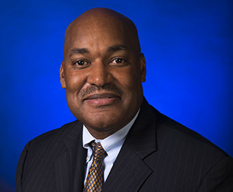 As Chief of Police, Gerald Lewis is responsible for the safety of more than 35,000 UTSA students, faculty, staff and visitors.