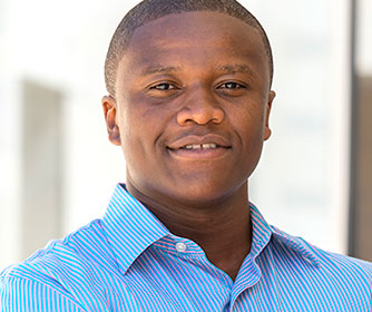 Commencement Spotlight: Charles Chikelu plans a career as an officer in the U.S. Army