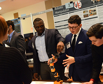 Annual CITE competition gives UTSA students launching pad to market their invention