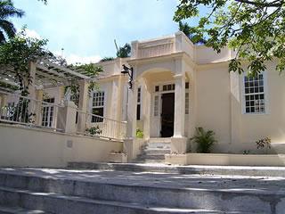 Hemingway home in Cuba