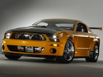Ford Mustang GTR