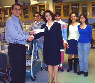 donation to UTSA