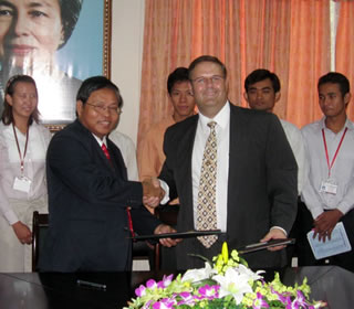 Cambodia agreement