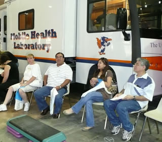 mobile health lab