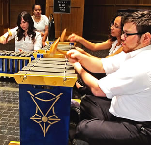 UTSA Gamelan Ensemble