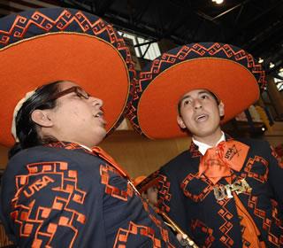 UTSA mariachis