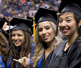 Persistence to be celebrated at UTSA commencement ceremonies