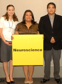Neurosci students