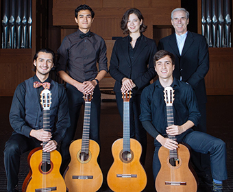 UTSA students will perform and collaborate with musicians in Cuba.