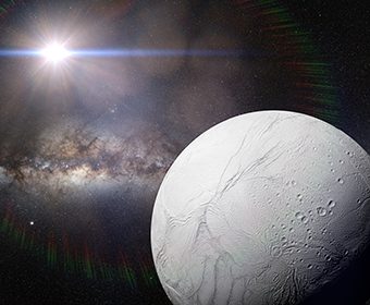 Joint UTSA-SwRI study shows how radioactive decay could support extraterrestrial life
