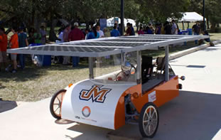 Madison's Solar Powered Car