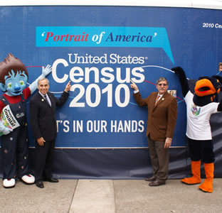 Census Van