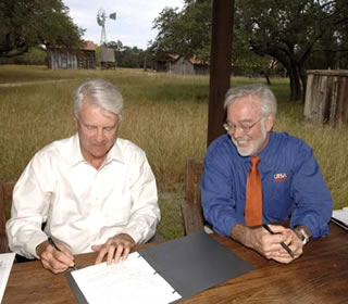 Cibolo Preserve agreement