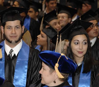 December 2007 commencement