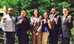 diversity conference participants