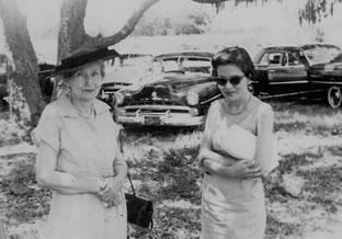 Elizabeth McKinney and Mary McKinney