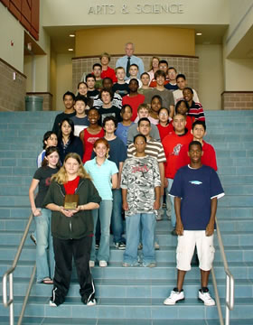 high school program students
