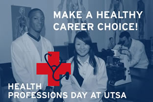 UTSA hosts 22nd annual Health Professions Day on Thursday, March 1