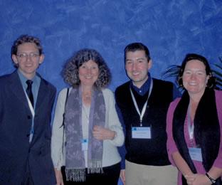 UTSA delegation