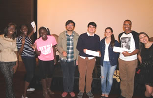 Knowledge Bowl 2013 winners