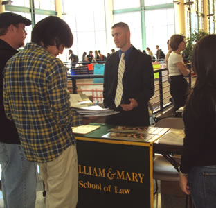 UTSA Law School Fair