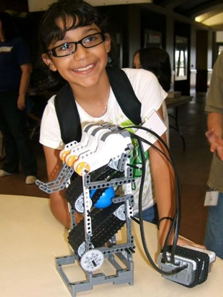 robotics participant