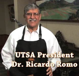 President Ricardo Romo