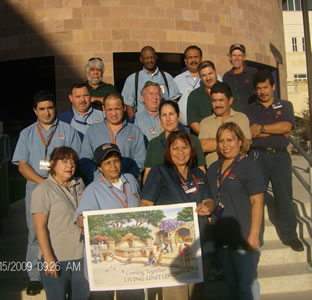 facilities staff members