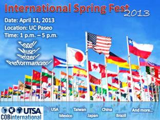 International Spring Fest