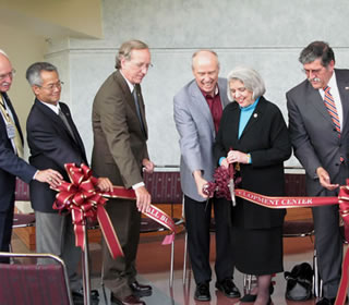 ribbon-cutting ceremony